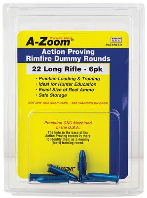 22LR PROVING ROUNDS ALUMINUM