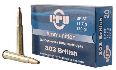 303 BRITISH 180GR SP