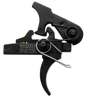 SSA-E M4 CURVED AR STYLE MIL-SPEC TRIGGER