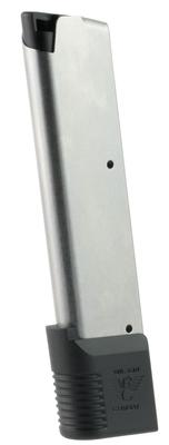 45ACP 1911 10RND STAINLESS MAG