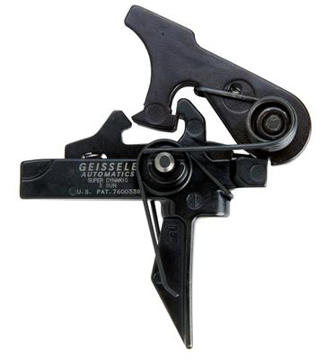 SD 3 GUN AR STYLE MIL-SPEC STEEL BLACK OXIDE 4 LBS