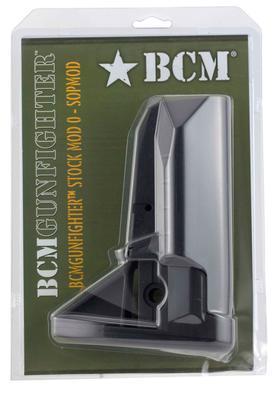 BCMGUNFIGHTER SPMD MOD 0 STOCK ASSEMBLY POLYMER BLACK