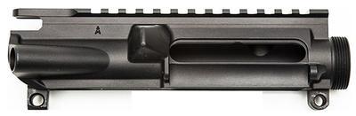 AR-15 STRIPPED UPPER RECEIVER MULTI-CALIBER BLACK