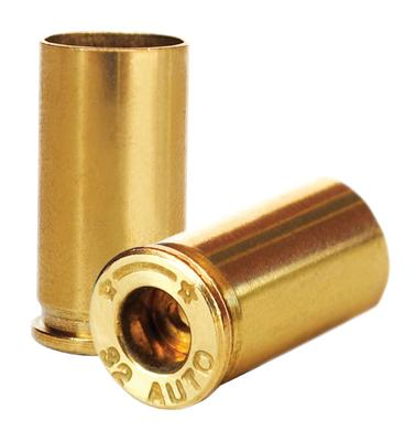 32ACP UNPRIMED BRASS 100 RNDS