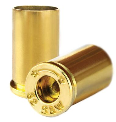 32 S+W SHORT UNPRIMED BRASS 100 RNDS