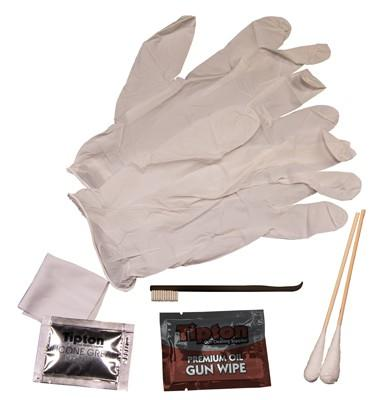 FIELD HANDGUN CLEANING KIT