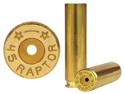 45 RAPTOR UNPRIMED BRASS 50 RNDS