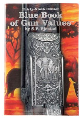 BLUE BOOK OF GUN VALUES 39TH EDITION