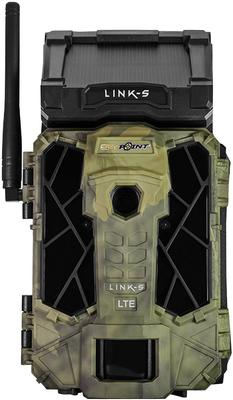 LINKS CELLULAR LINK-S-V TRAIL CAMERA 12 MP CAMO