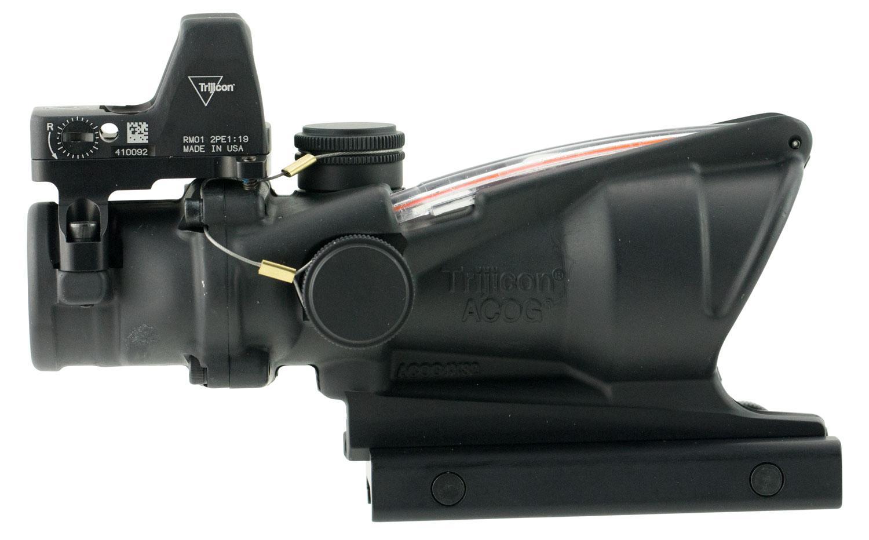 Acog With Rmr Type 2 4x 32mm Ill Crosshair 223