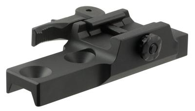 OPTIC MOUNT FOR AR-15 1-PIECE