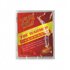 ADHESIVE TOE WARMER 2-PAIR