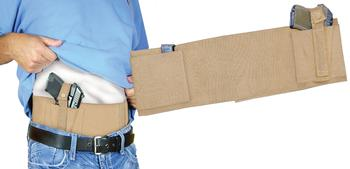 BELLY BAND HOLSTER 28-34 INCHES