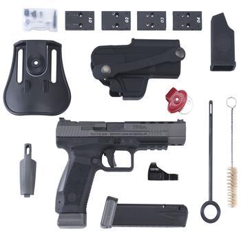 9MM TP9SFX 20RND BLACK W/RED DOT