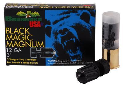 12GA BLACK MAGIC MAG 3` 11/8OZ SLUG
