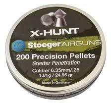 22CAL X-HUNT PELLETS POINTED 200CNT