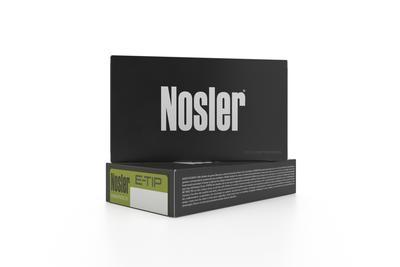 22 NOSLER E-TIP 55 GRAIN