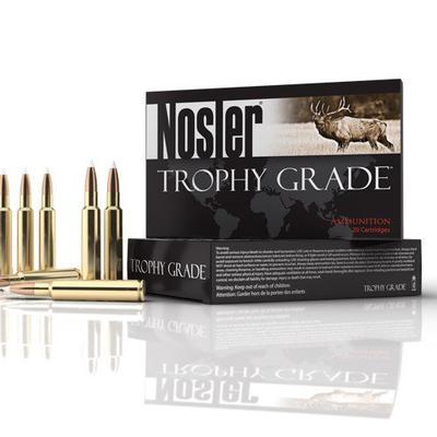 33 NOSLER TROPHY GRADE 250GR PARTITION