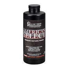 AMERICAN SELECT 1LB POWDER