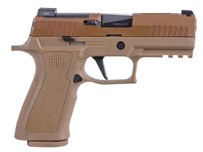 9MM P320 X-CARRY 3.9` BBL COYOTE