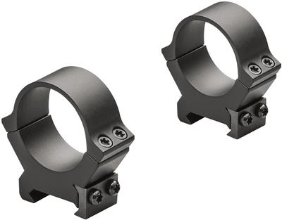 PRW2 RING SET 30MM DIAM HIGH STEEL BLACK