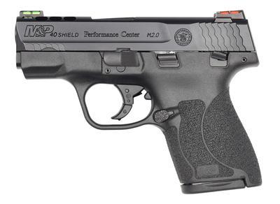 40SW MP40 SHIELD 2.0 PERF-CENTER HI VIZ