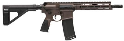 300 BLK OUT DDM4 V7 AR-PISTOL 10.3` BBL BROWN