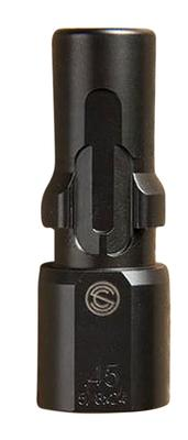3-LUG MUZZLE DEVICE 45 ACP M16X1 LH