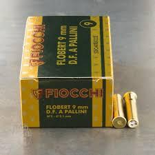 9MM FLOBERT 1/4OZ 600FPS #9
