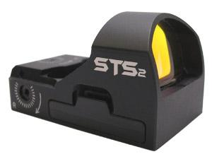 STS2 RED DOT SIGHT 6-MOA BLACK