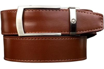 EDC BOND BROWN LEATHER CUT TO SIZE UP TO 50`