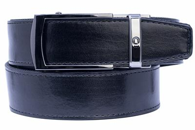 EDC BOND BLACK LEATHER CUT TO SIZE UP TO 50`