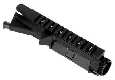 UPPER RECEIVER 5.56X45MM NATO 7075-T6 ALUMINUM BLACK RECEIVER FOR AR-15