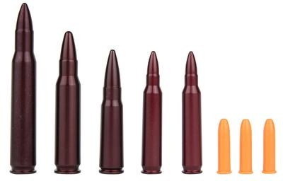 TOP RIFLE CALIBER SNAP CAP PACK