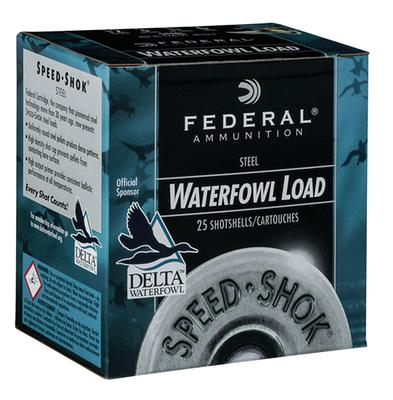 12GA SPEED-SHOK STEEL 3` 11/4OZ #3