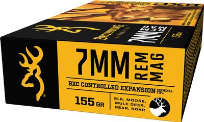7MM MAG BXC 155GR TERMINAL TIP