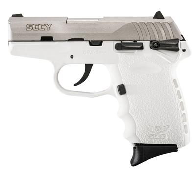 9MM CPX-1 TWO TONE WHITE