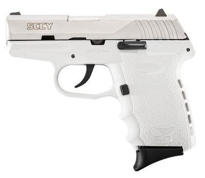 9MM CPX-2 TWO TONE WHITE