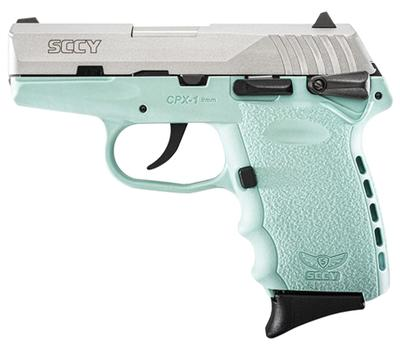 9MM CPX-1 TWO TONE ROBIN EGG BLUE