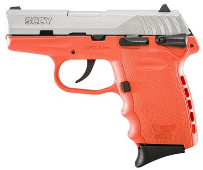 9MM CPX-1 TWO TONE AND ORANGE