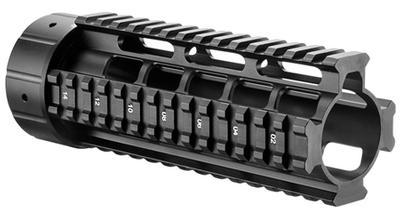 AR-15 QUAD RAIL FREE FLOAT 6.75`