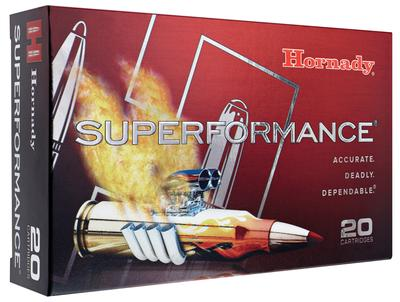 30-06 SPRG SUPERFORMANCE 180GR GMX