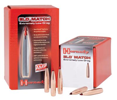 6.5MM ELD-MATCH 140 GRAIN BULLETS