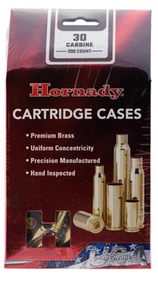 30 CARBINE UNPRIMED BRASS 200 CNT