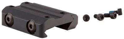 MRO LOW MOUNT ADAPTER BLACK 1.50`