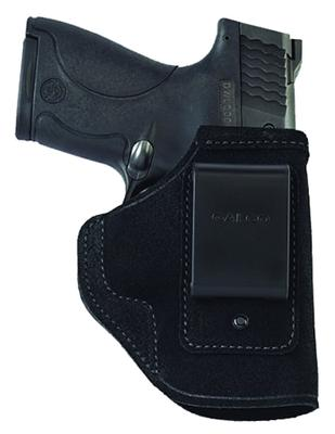 STOW-N-GO BLACK LEATHER IWB RUGER LC9 W/CTC LASERGUARD RH