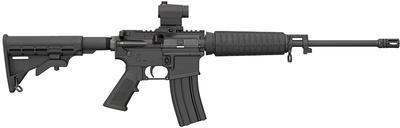 5.56MM XM-15  QRC W/RED DOT   10R