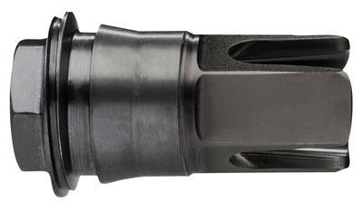 5.56MM FLASH HIDER SDR BLACK