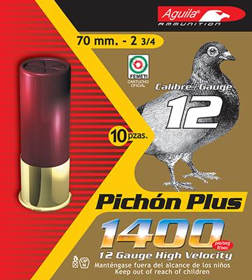 12GA PIGEON PLUS 23/4` 11/4OZ #9