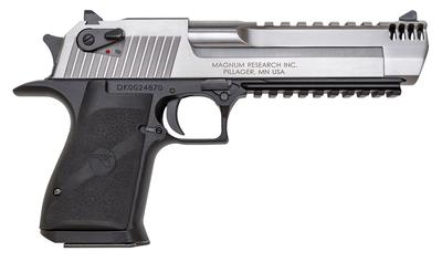 50AE MARK XIX DESERT EAGLE SS/BLK